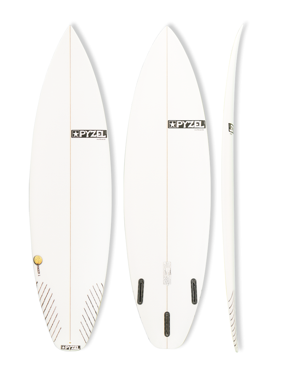 VOYAGER 1 surfboard model picture