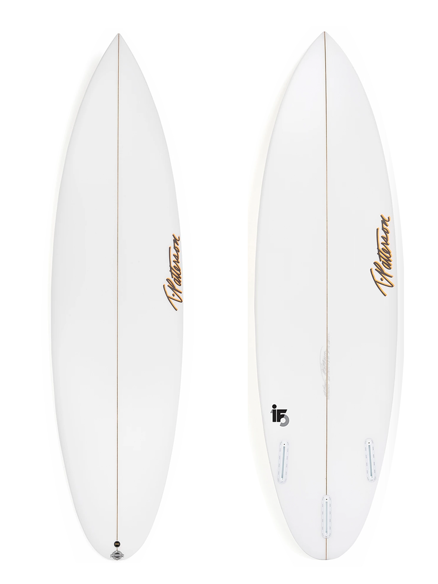 IF-15 surfboard model picture
