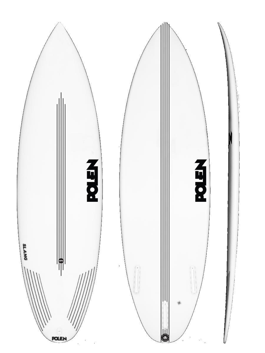 SLANG surfboard model picture