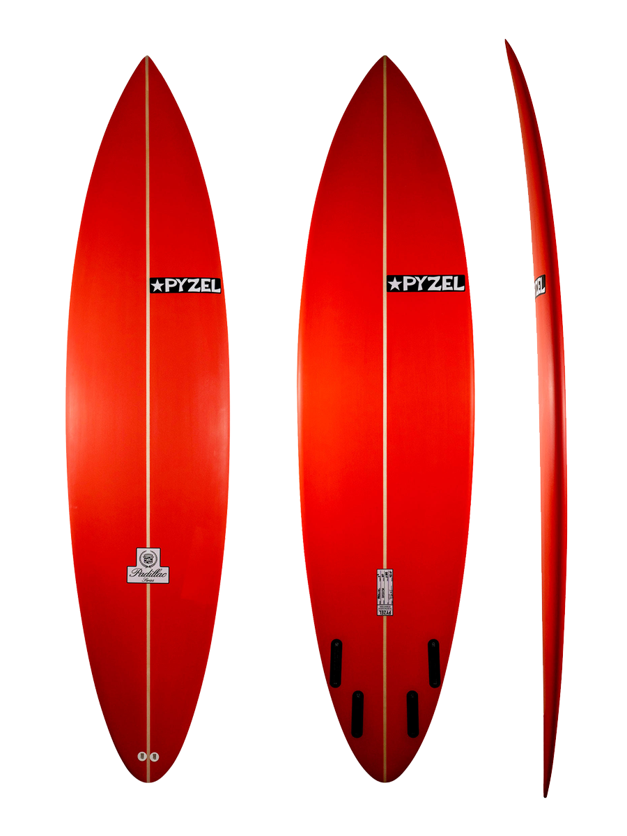 PADILLAC surfboard model picture