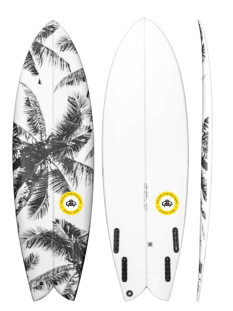 THRASHER surfboard model picture