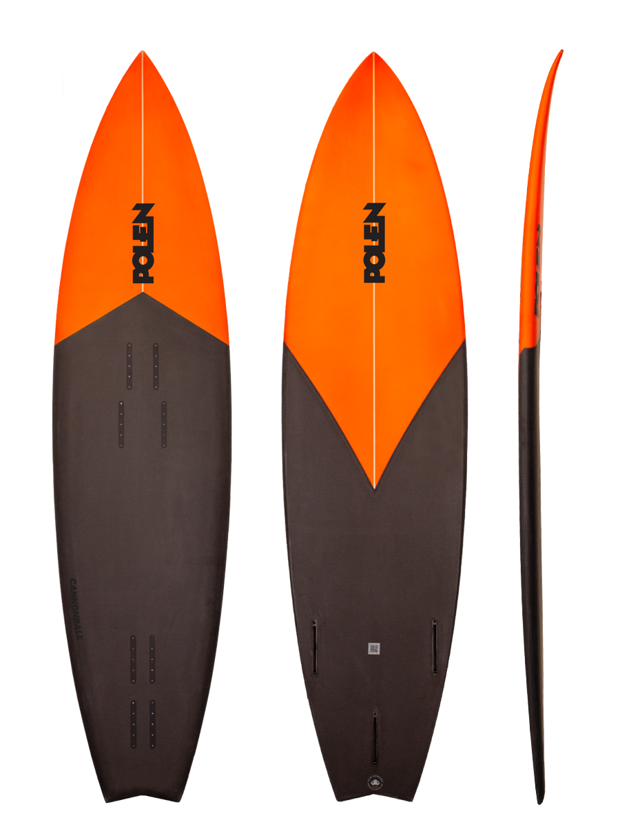 CANNONBALL surfboard model picture