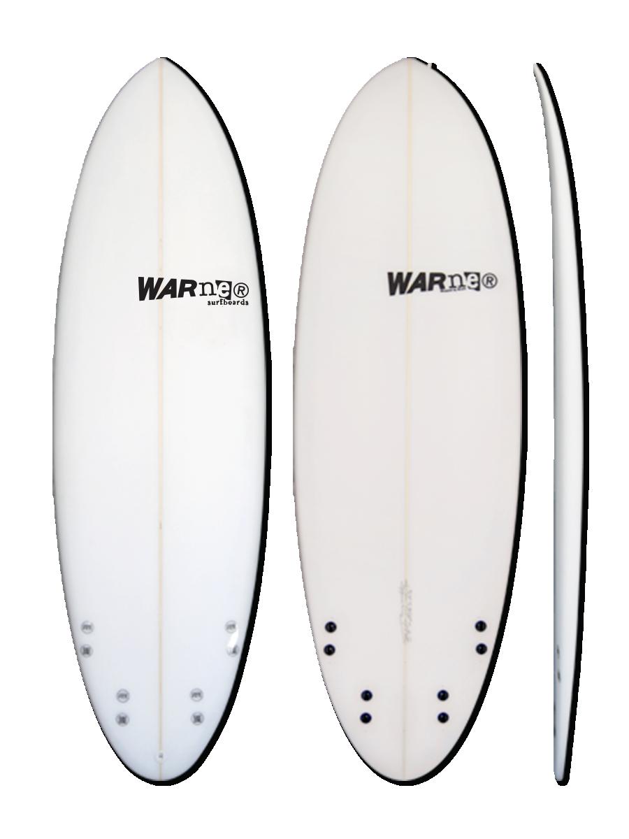 LAZY LIZARD surfboard model picture
