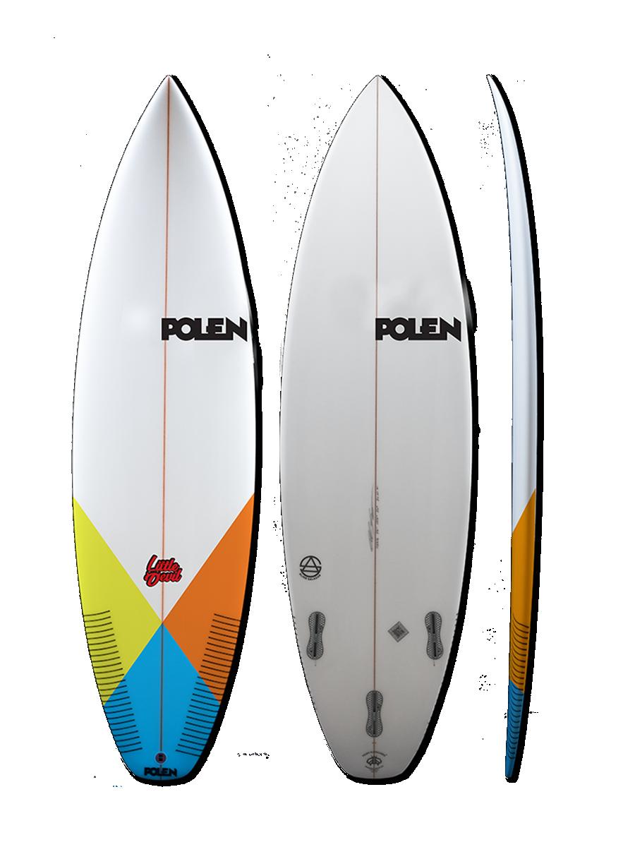 LITTLE DEVIL surfboard model picture