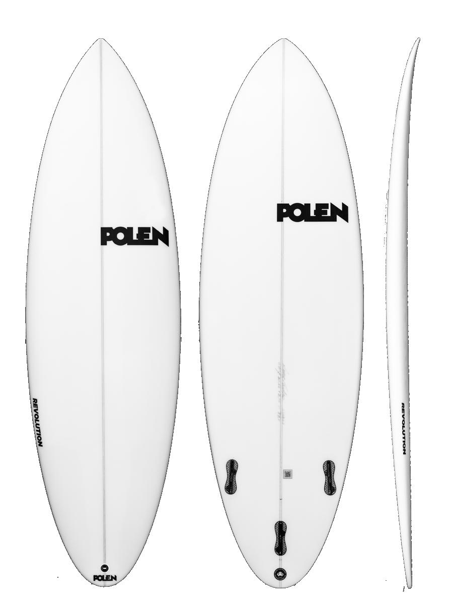 R*EVOLUTION surfboard model picture