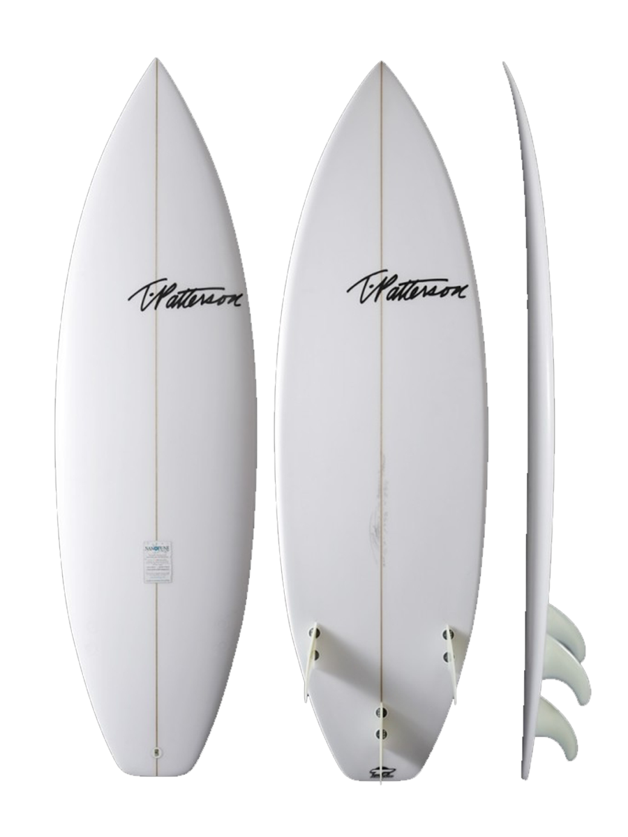 Speed Drive surfboard model picture
