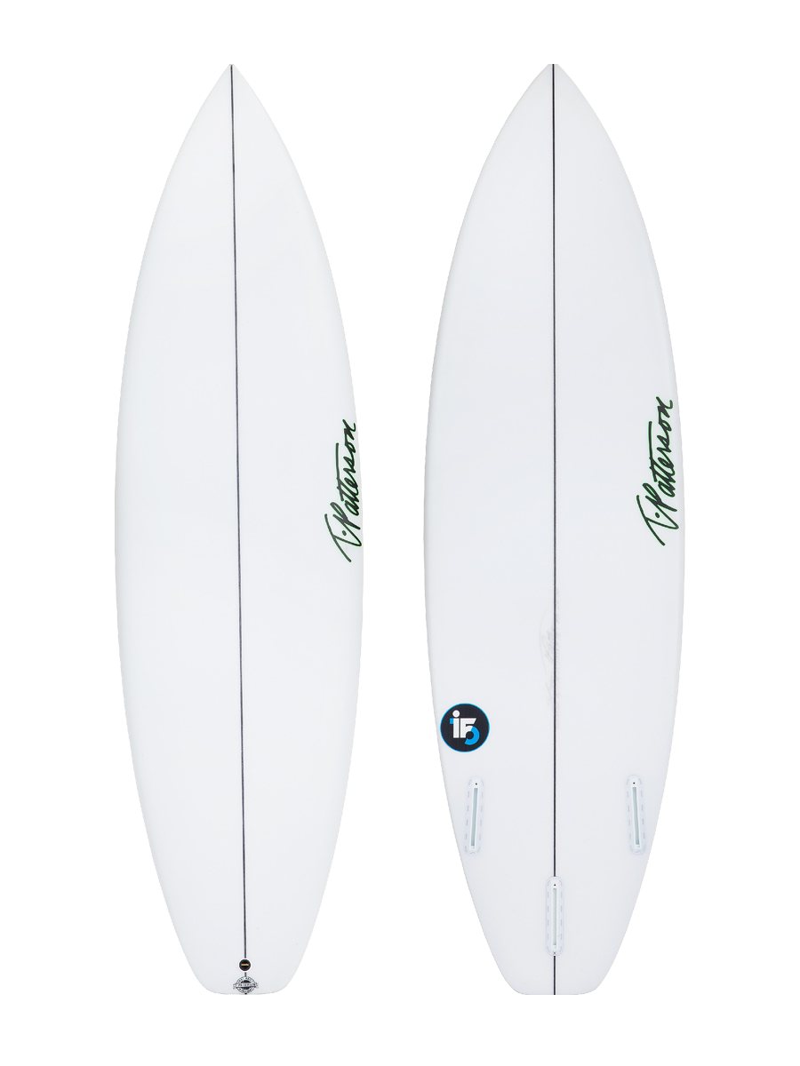 ITALO POOL PARTY surfboard model picture