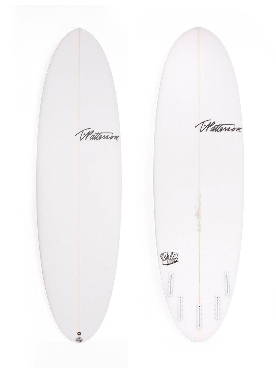 The Pill surfboard model picture