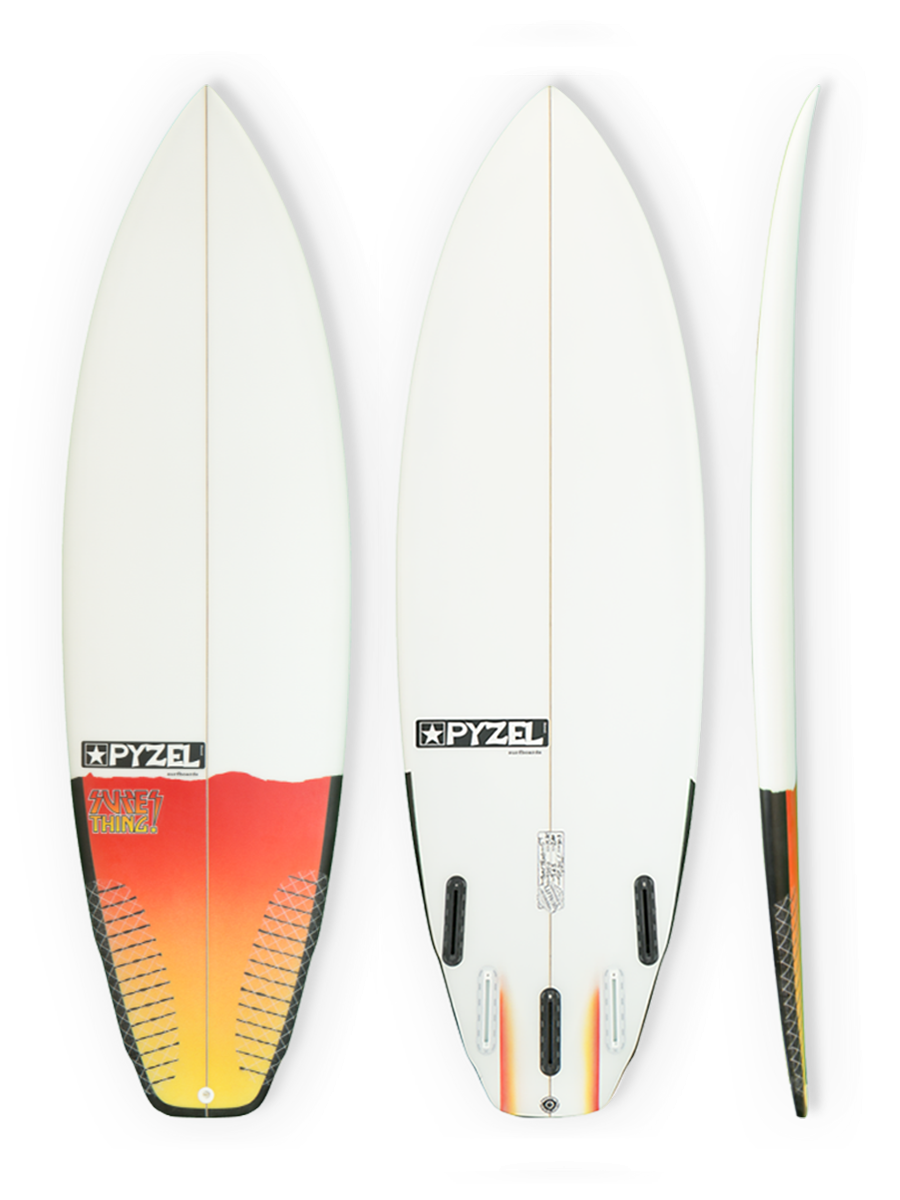 Sure Thing surfboard model picture