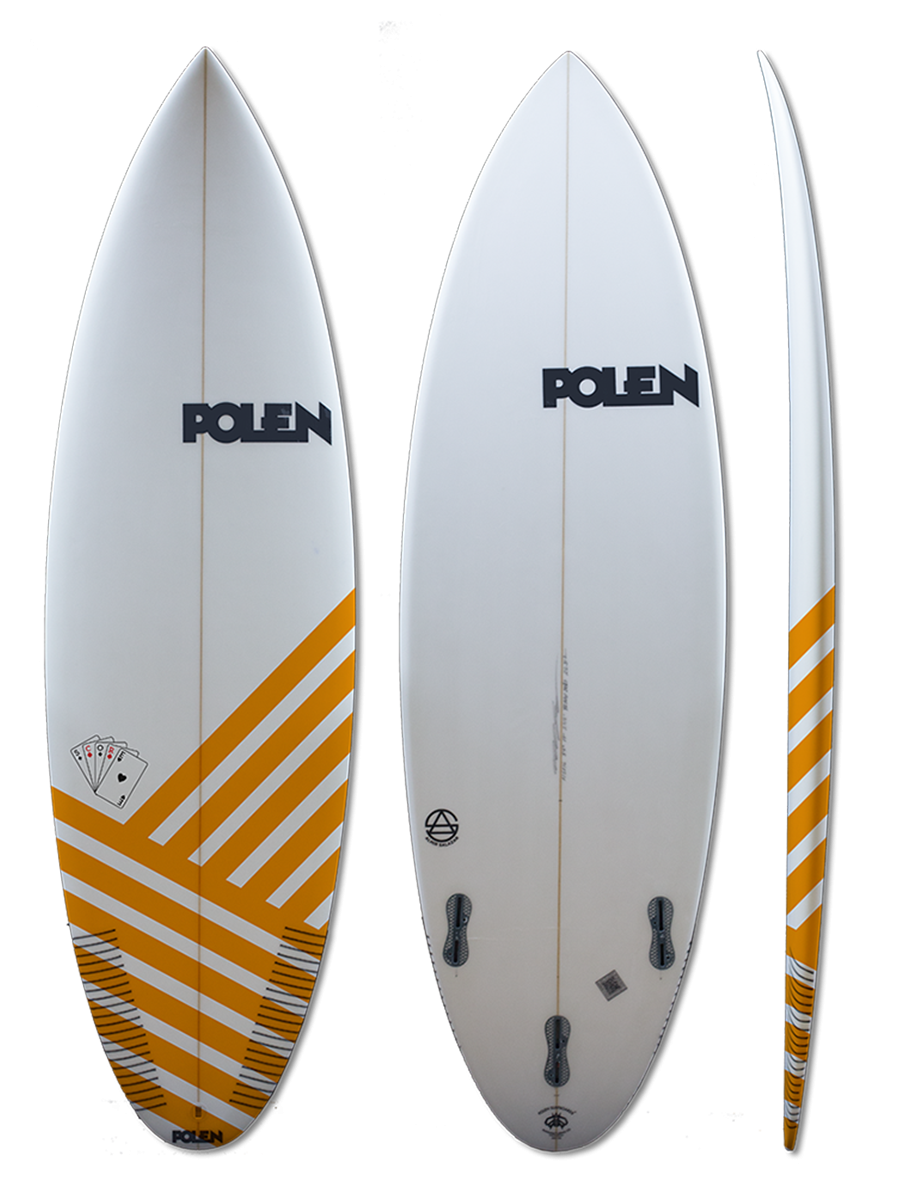 THE SCORE surfboard model picture