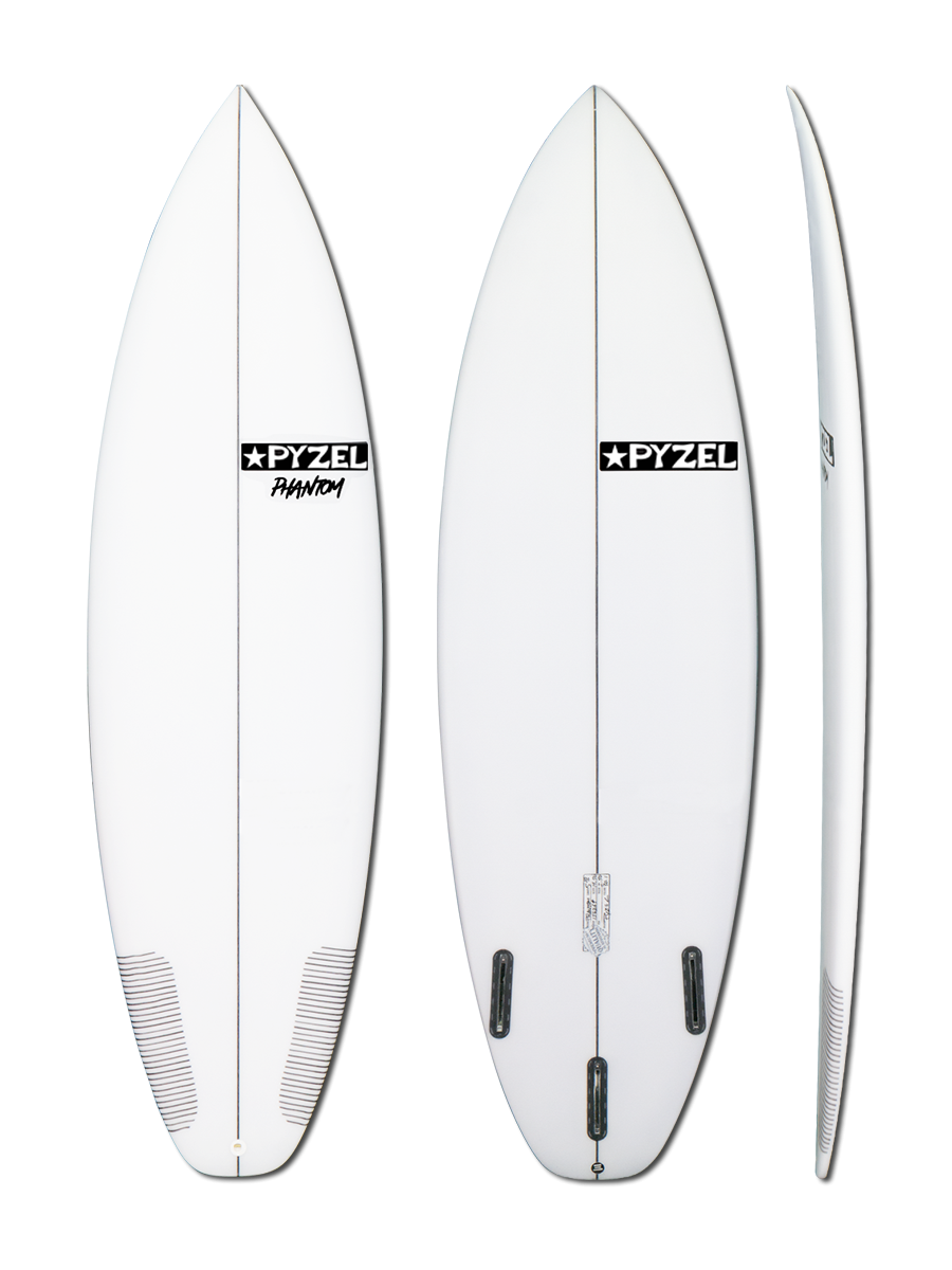 PHANTOM surfboard model picture