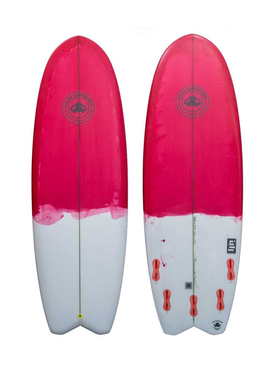 FAST FORWARD surfboard model picture
