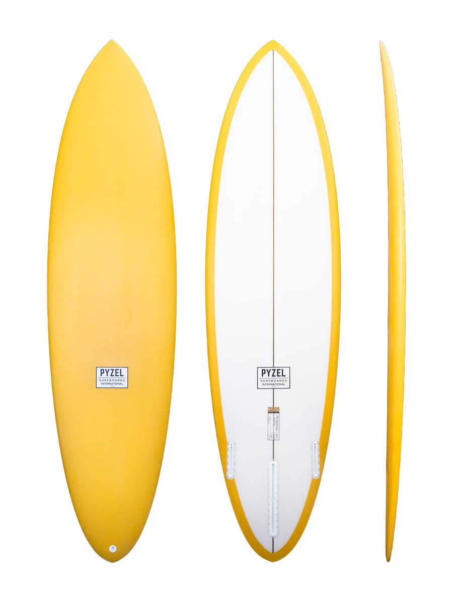 MID LENGHT CRISIS surfboard model picture