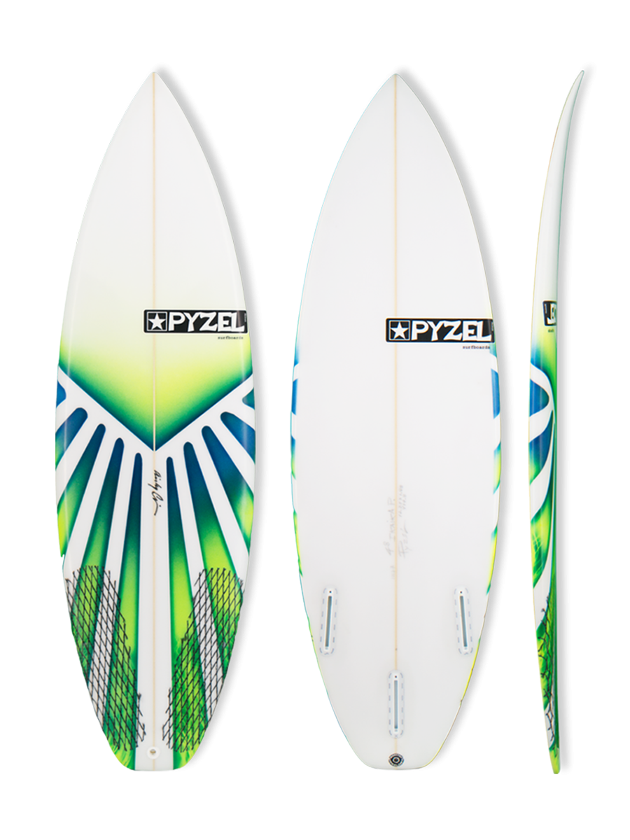 SuperGrom surfboard model picture