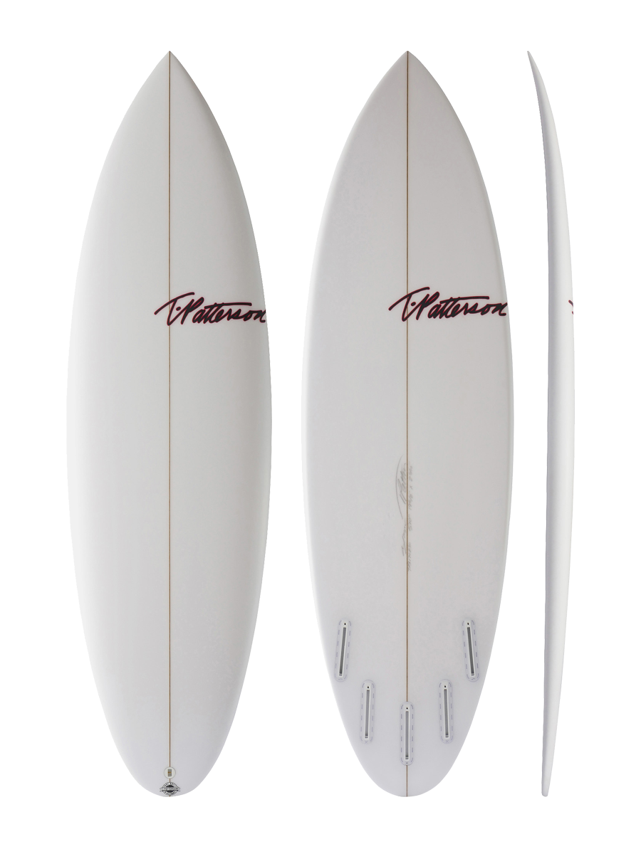 New Sun surfboard model picture