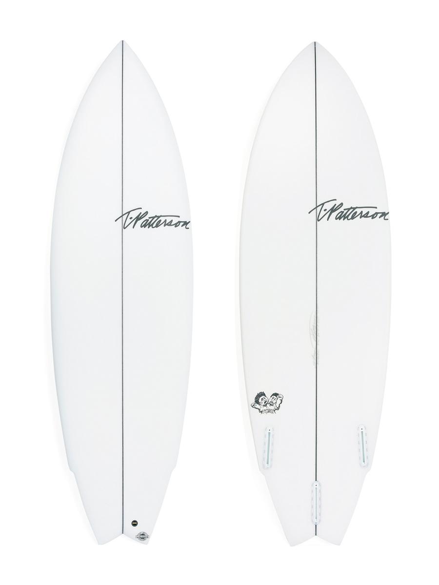 Twinner surfboard model picture