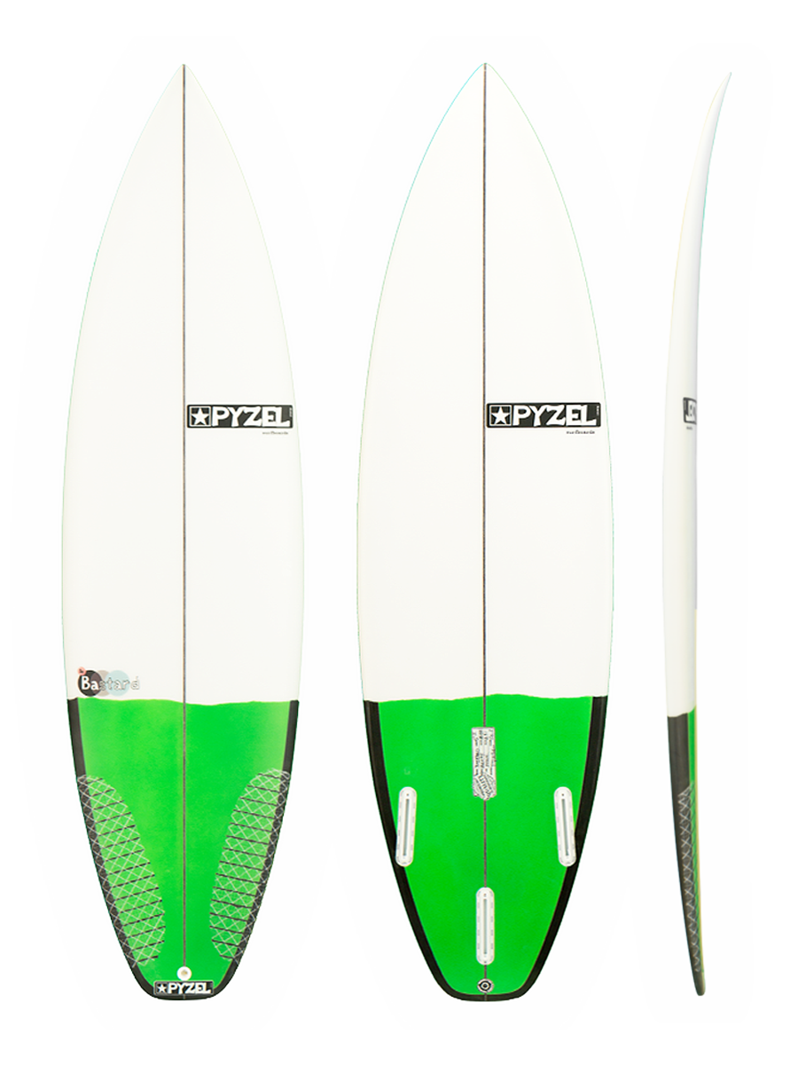 The Bastard surfboard model picture