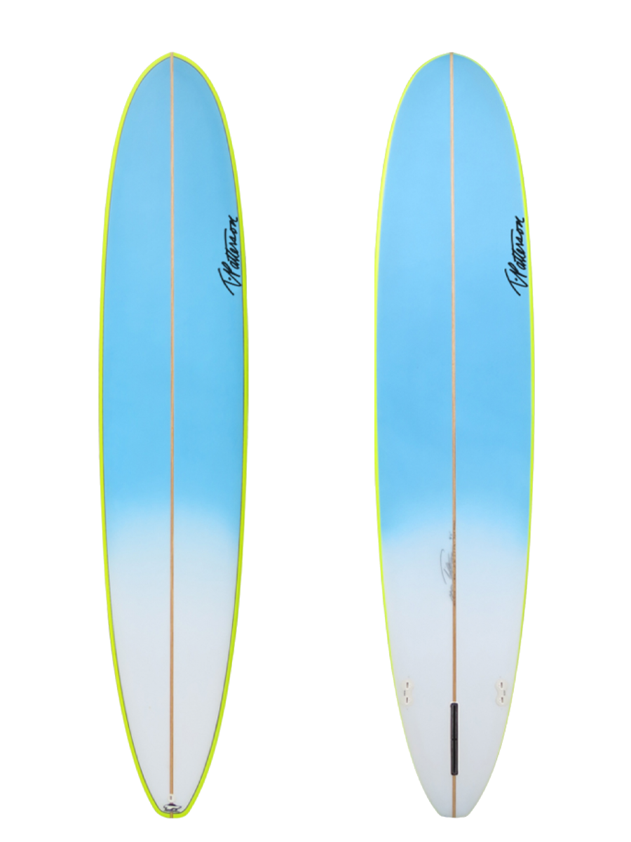JB-1 surfboard model picture