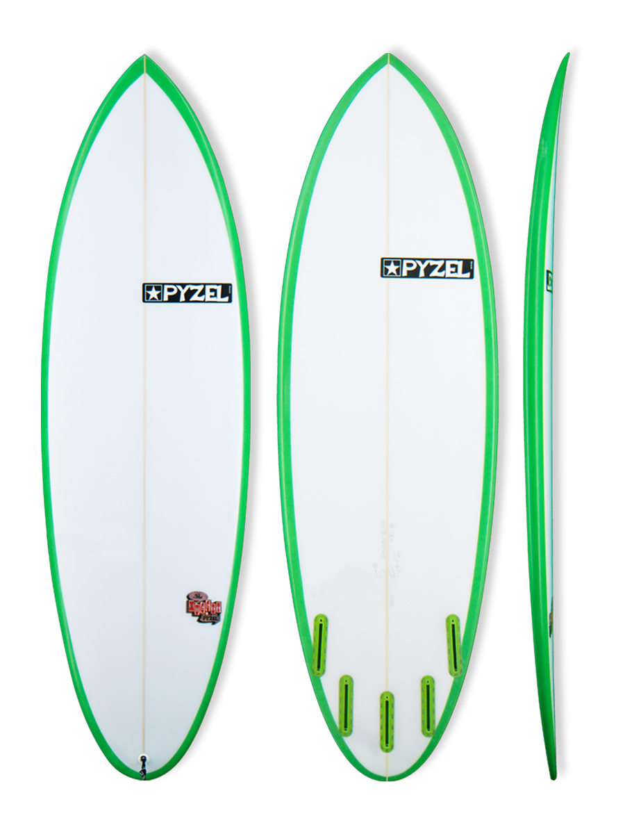 The Nugget surfboard model picture