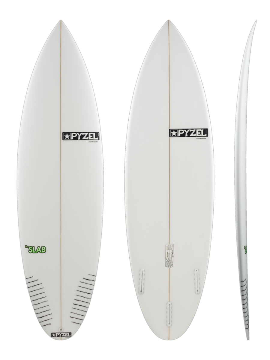 THE SLAB surfboard model picture