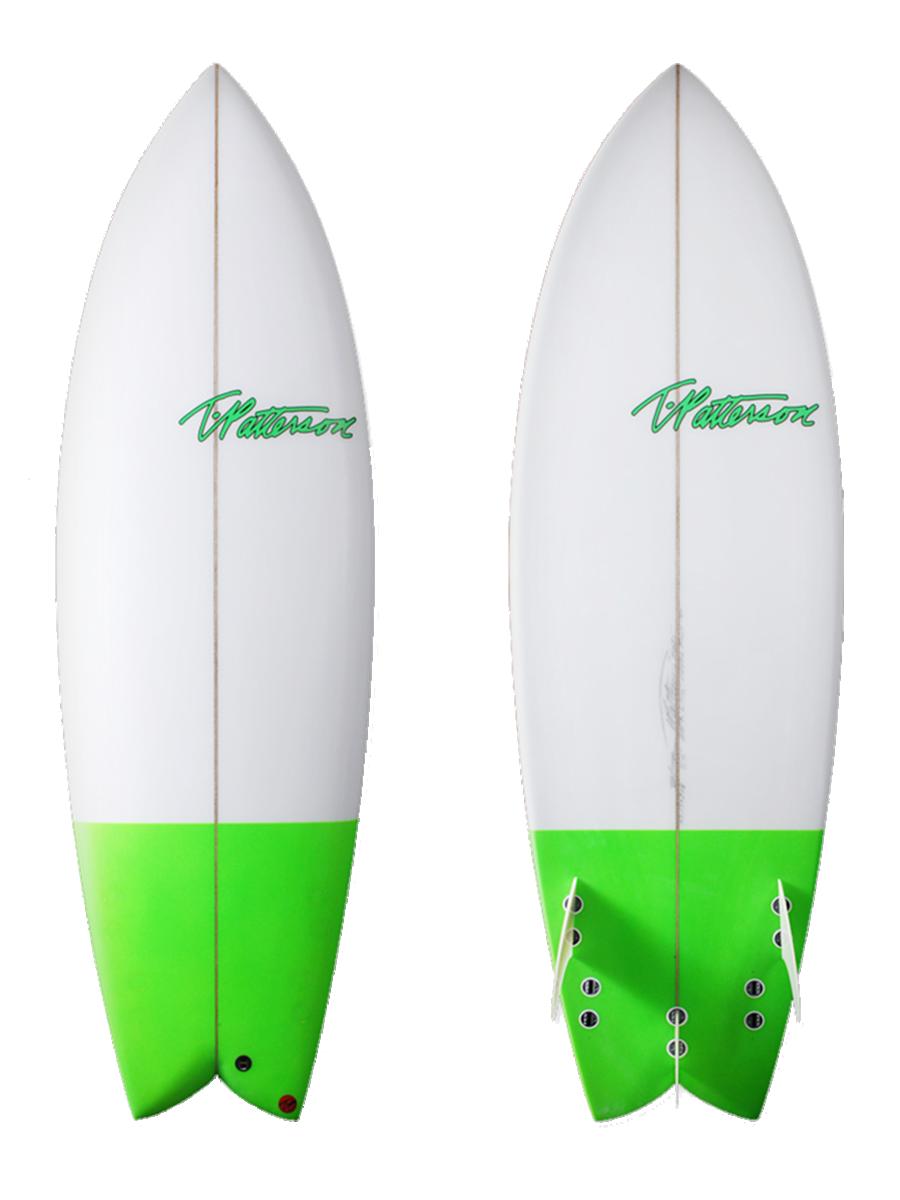 Devil Fish surfboard model picture