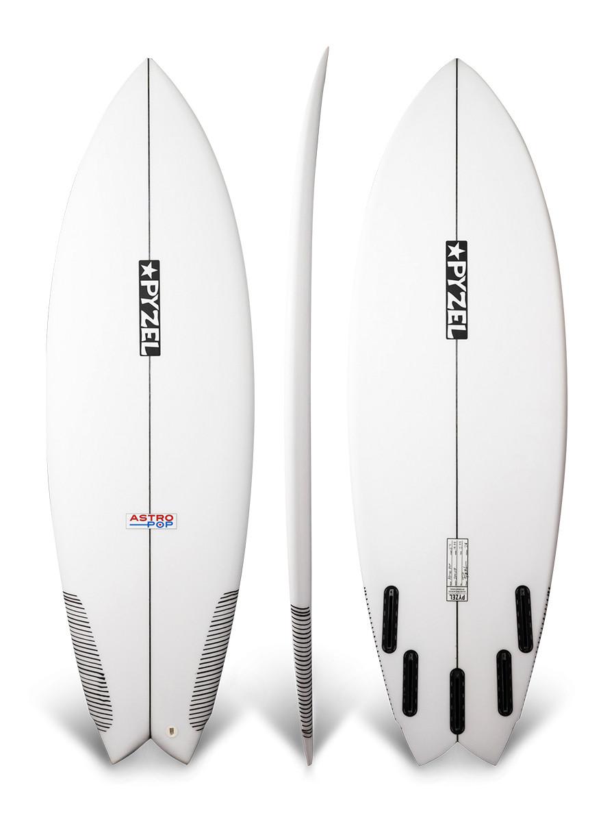 ASTRO POP XL surfboard model picture