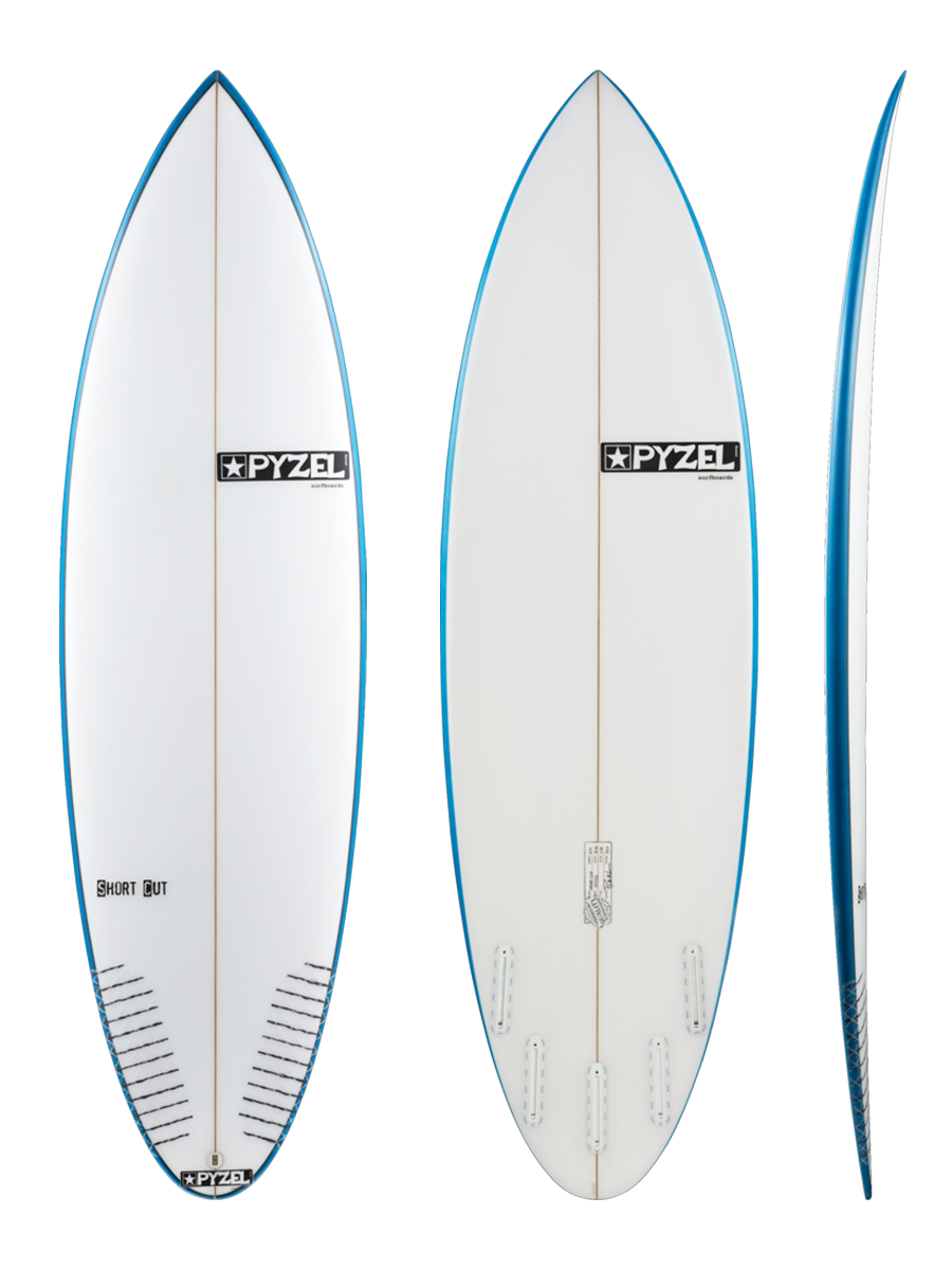 THE SHORTCUT surfboard model picture