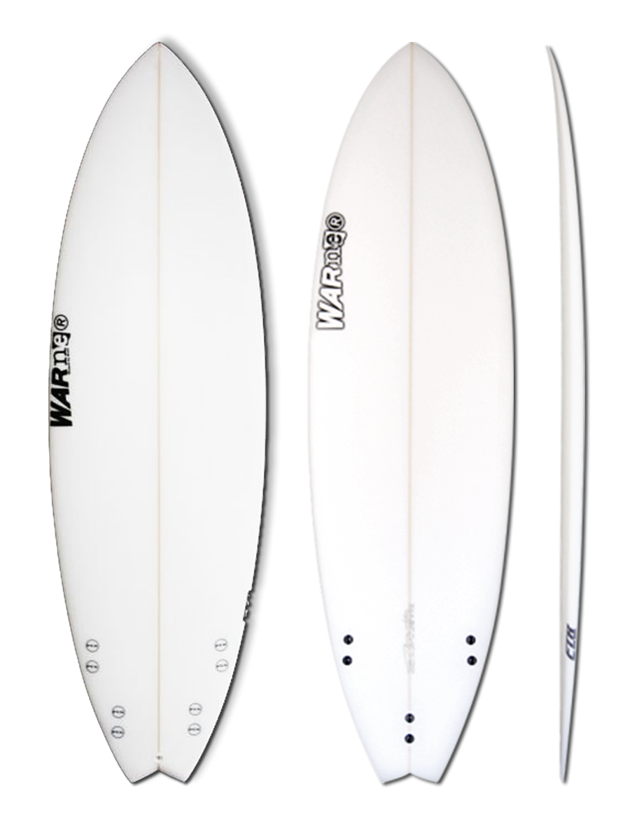 FTR surfboard model picture