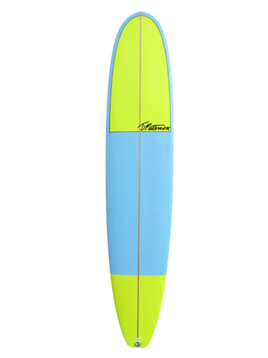 Cali Noserider surfboard model picture