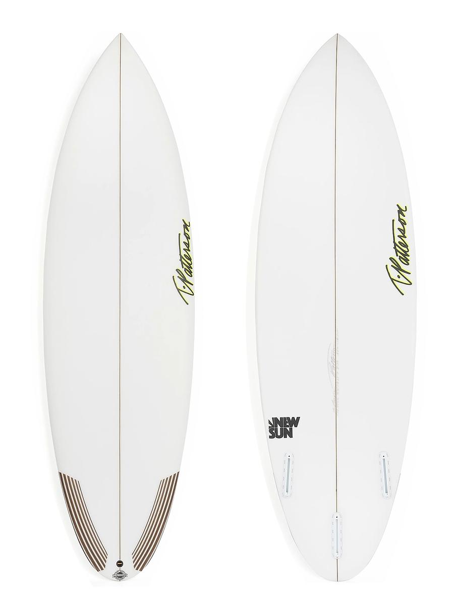 NEW SUN surfboard model picture