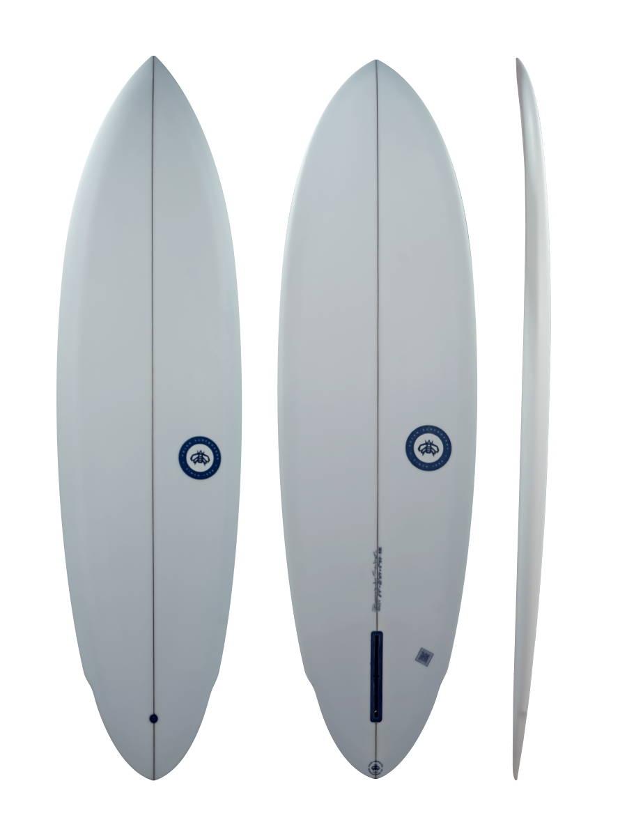 FAST SLICE surfboard model picture