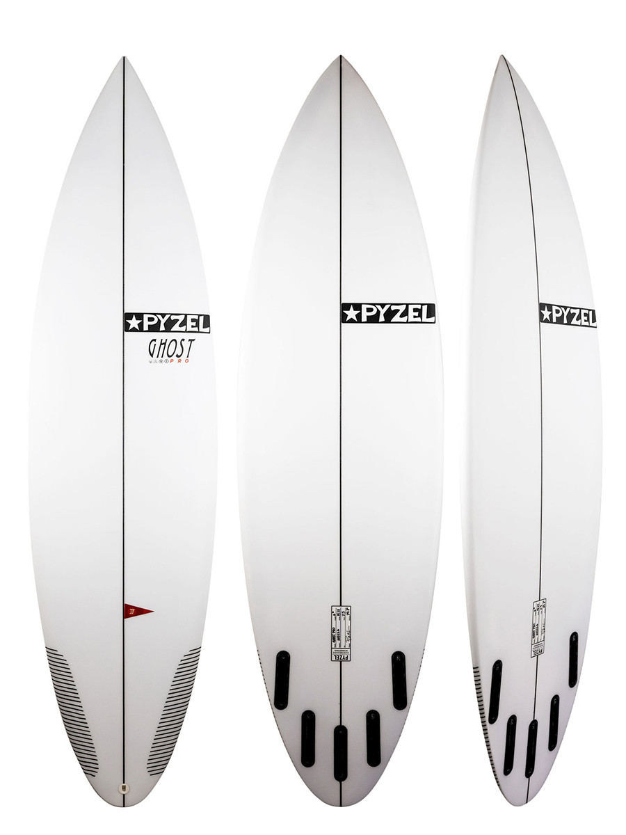 THE GHOST PRO surfboard model picture