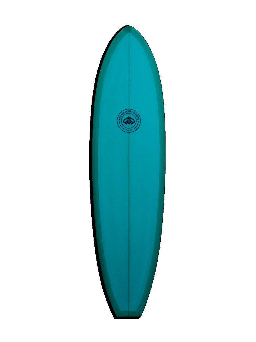 REBEL GRACE surfboard model picture