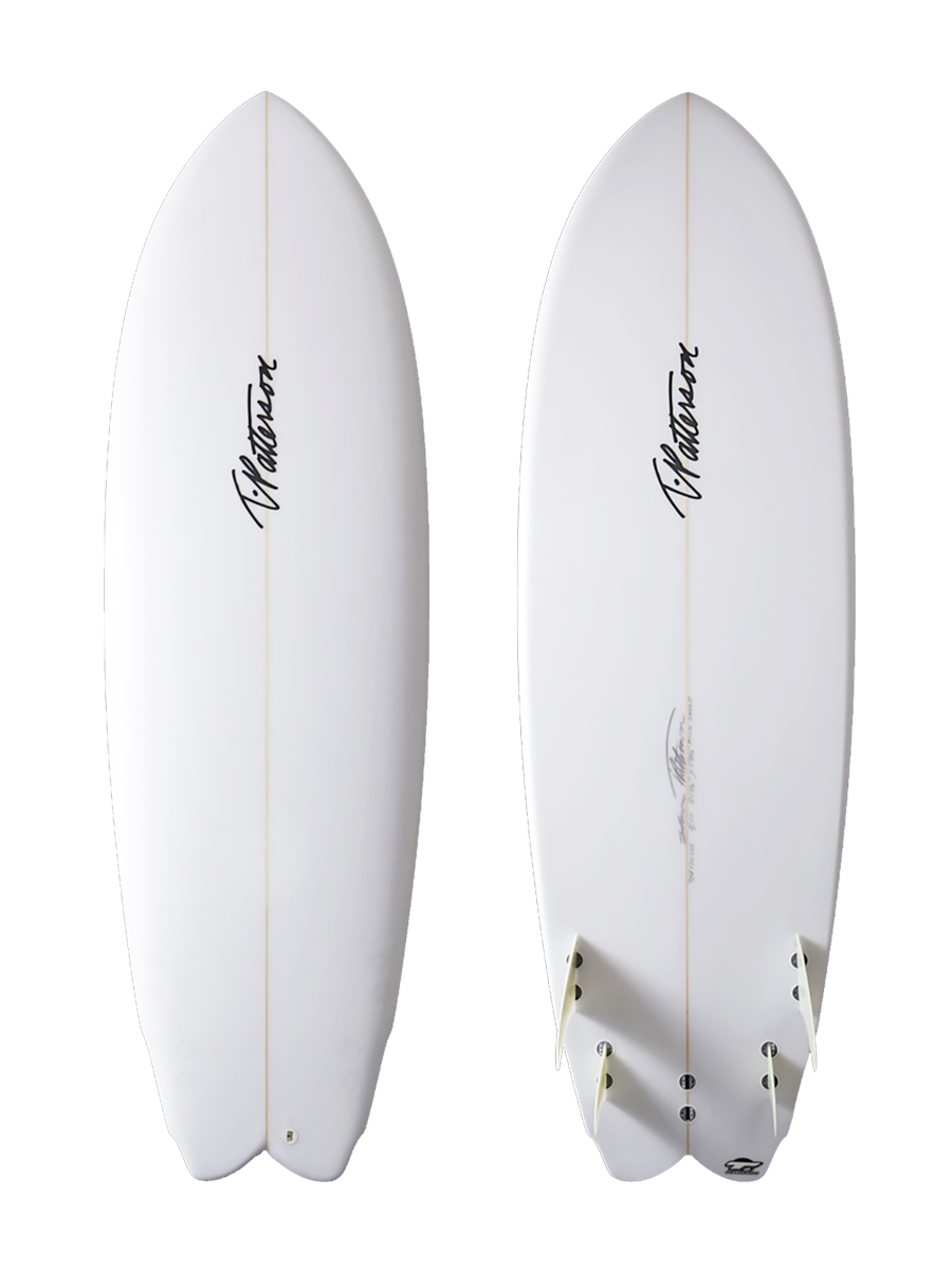 Fish Sauce surfboard model picture