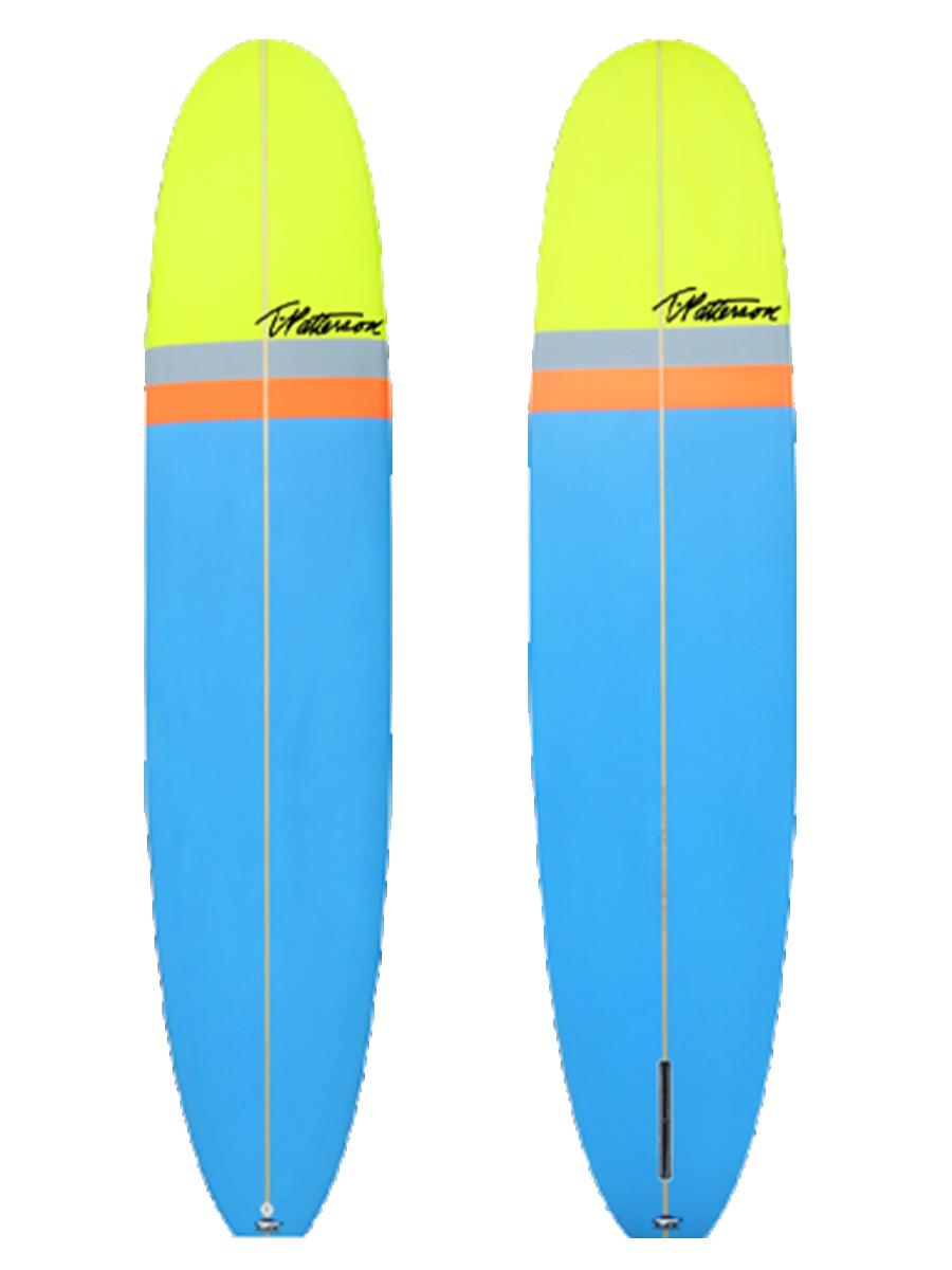 California Classic surfboard model picture