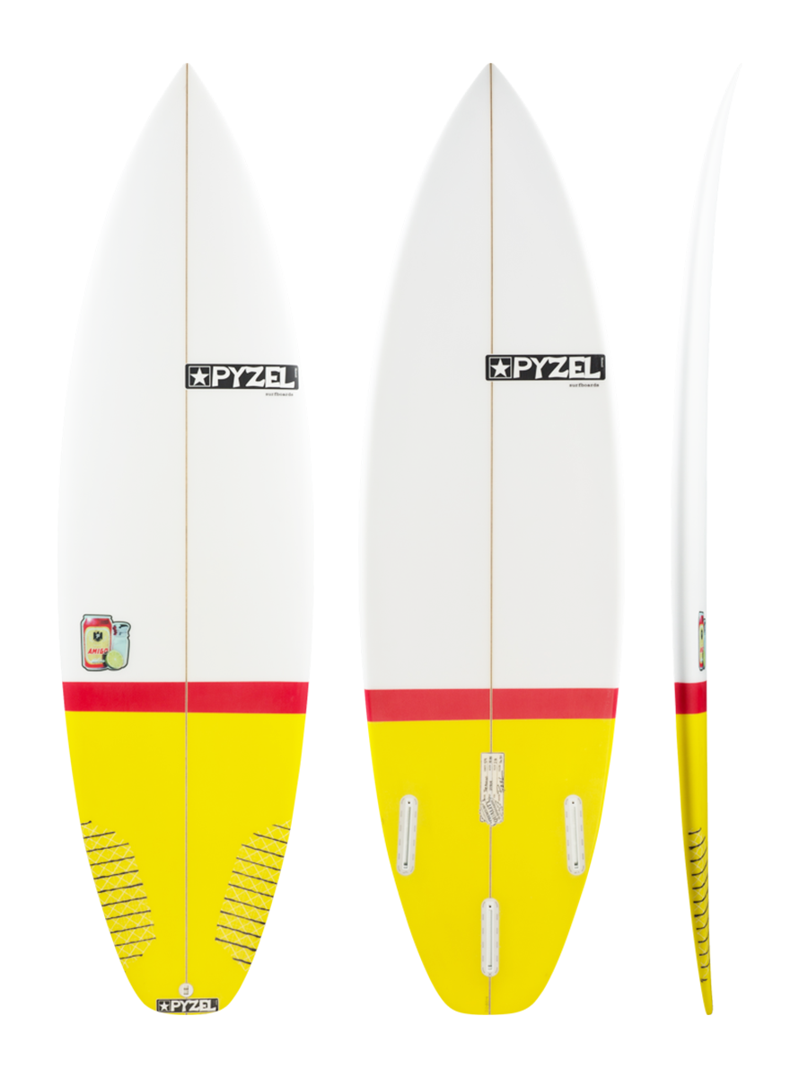 The Amigo surfboard model picture