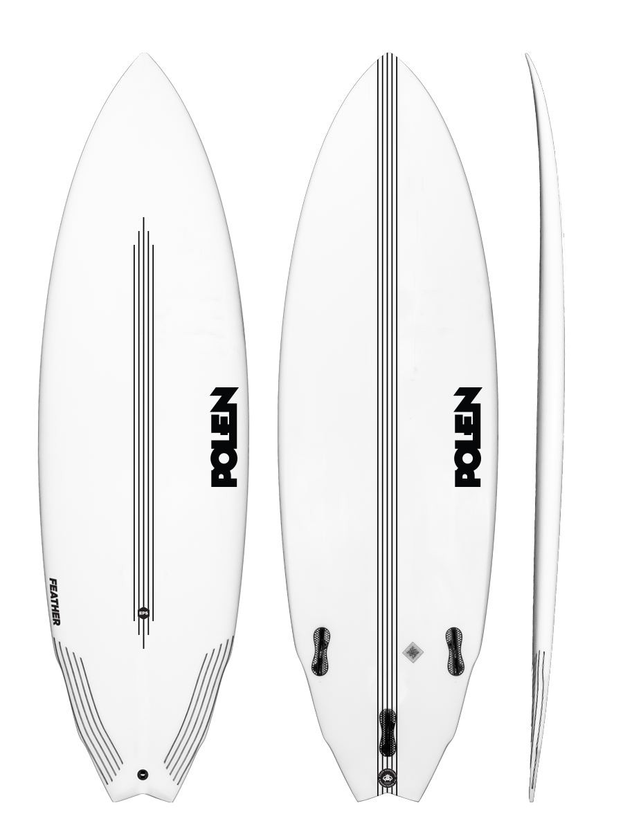 FEATHER surfboard model picture