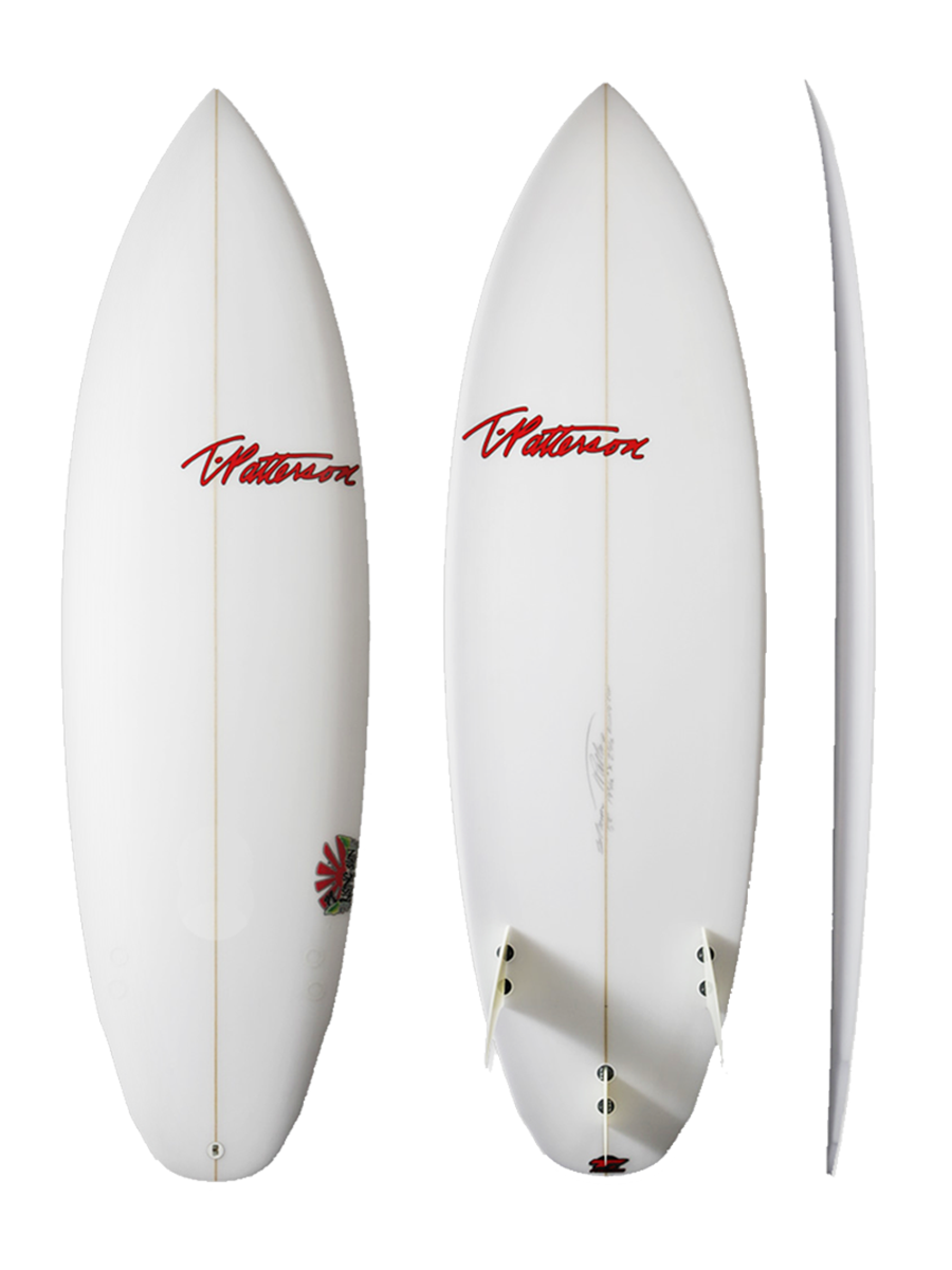 Rising Sun surfboard model picture