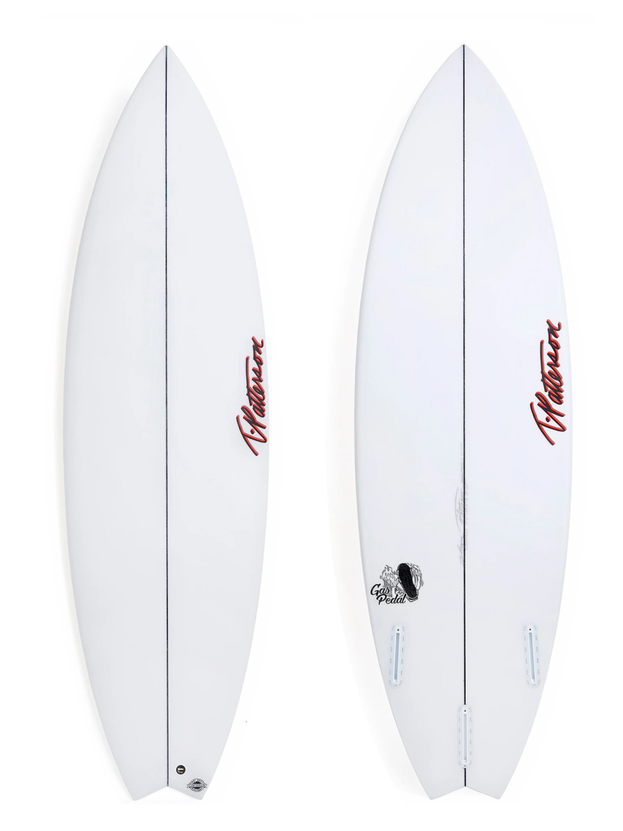 GAS PEDAL surfboard model picture