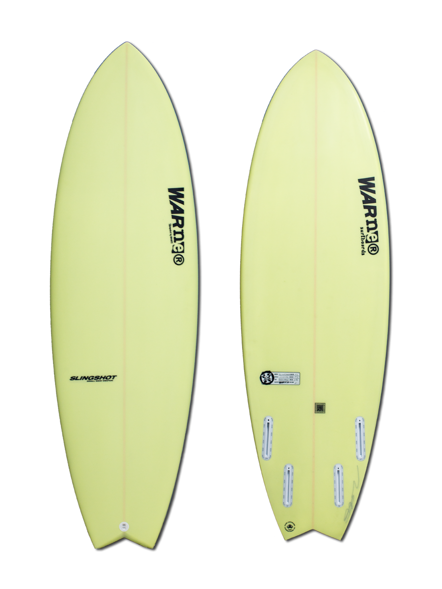 SLINGSHOT surfboard model picture