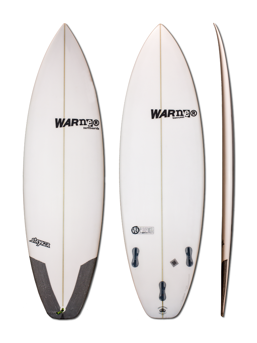 STRYKER surfboard model picture