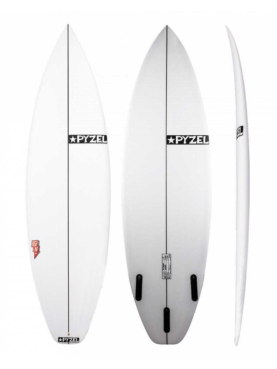 Highline surfboard model picture