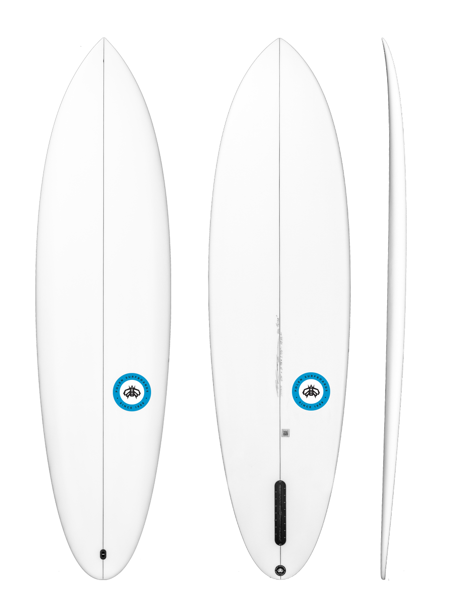 FAST SLICE surfboard model picture